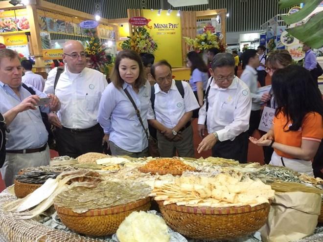Vietfish 2018 ouvrira ses portes à Hô Chi Minh-Ville