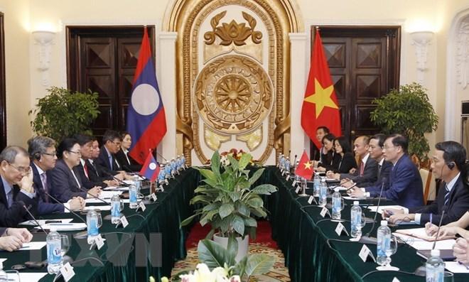 Vietnam-Laos: la 3e consultation politique entre les deux ministères des AE à Hanoï