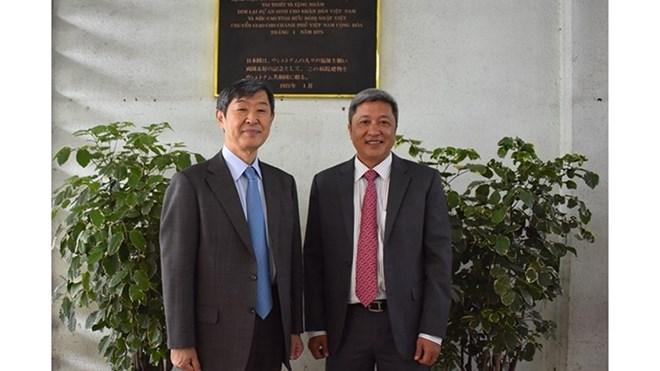 La JICA aide le Vietnam à construire l'hôpital Cho Rây Vietnam-Japon