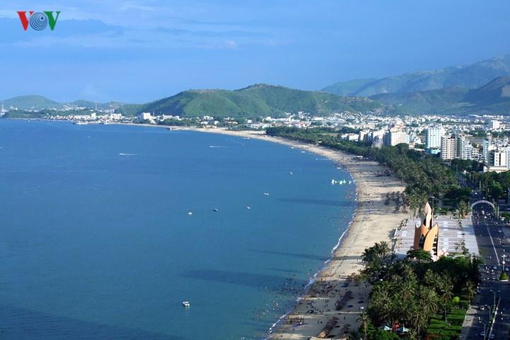 "Découverte de la plage de Nha Trang, ""perle de la mer Orientale"""