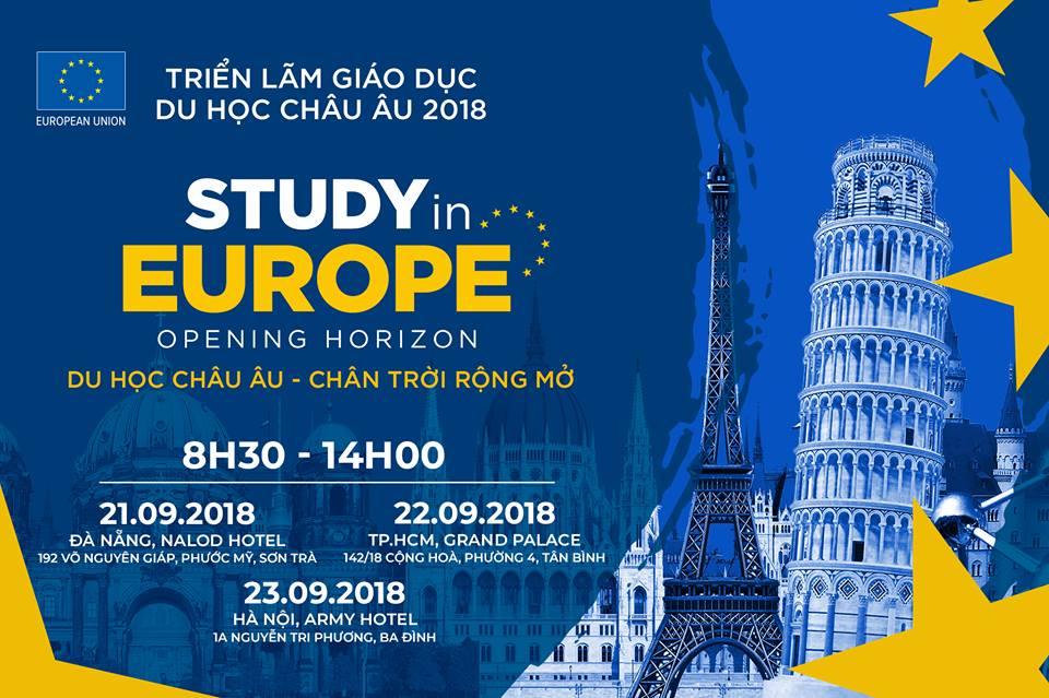 Etudier en Europe – Ouvrir l'horizon