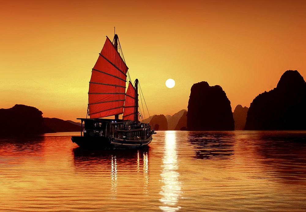 Top 7 des endroits pour regarder le coucher de soleil au Vietnam