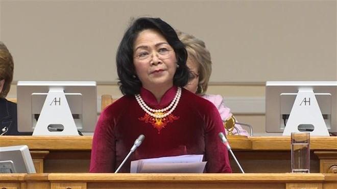 Le Vietnam s'intéresse à l'institutionnalisation de l'égalité des sexes