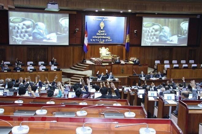 Cambodge: la nouvelle Assemblée nationale tient sa première session