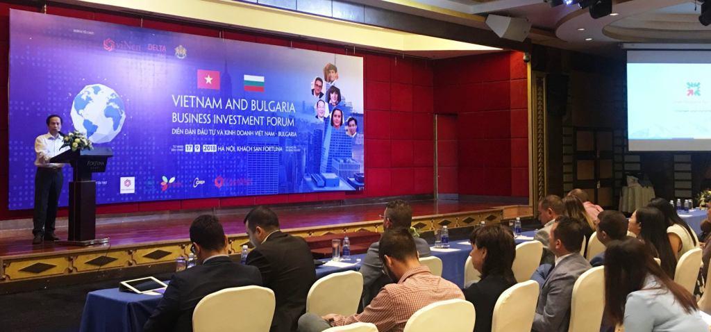 Resserrer la coopération entre entreprises vietnamiennes et bulgares