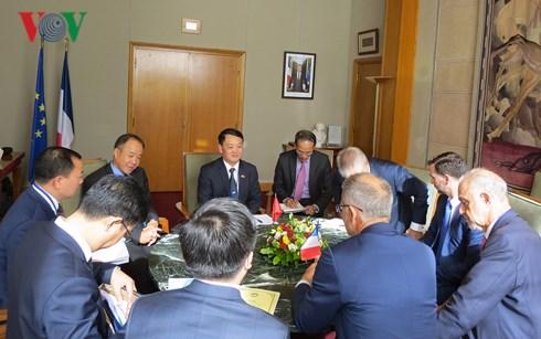 Vietnam-France: coopération renforcée dans l'environnement