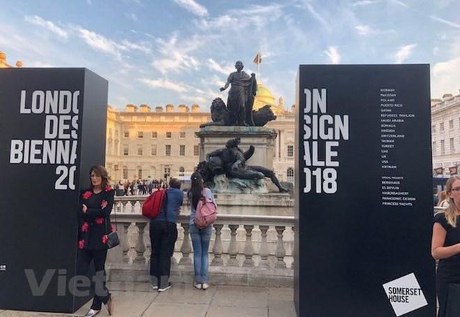 L'art contemporain vietnamien présenté à Londres