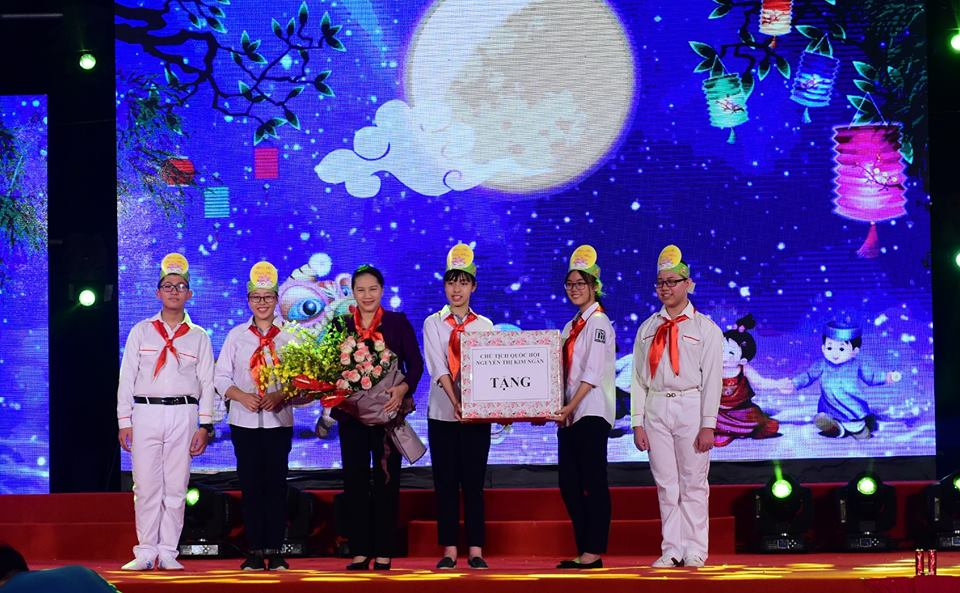 Hanoi: Joyeuse fête de la mi-automne pour les enfants