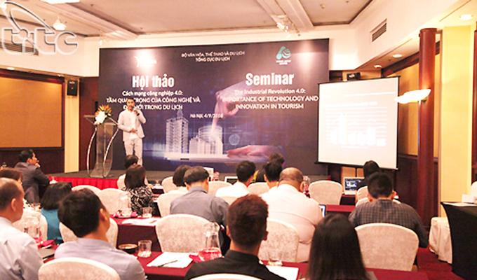 Séminaire : comment le numérique va transformer le secteur du tourisme