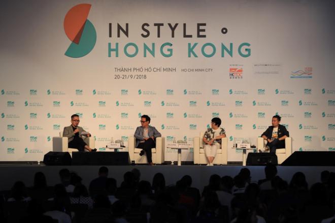 """Hô Chi Minh-Ville: ouverture de l'exposition commerciale """"In style. Hong Kong"""""""