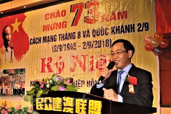 La communauté des Vietnamiens à l