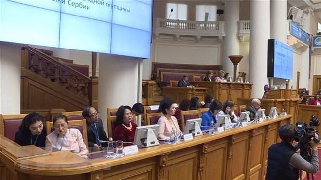 La vice-présidente vietnamienne active au Forum eurasiatique des femmes