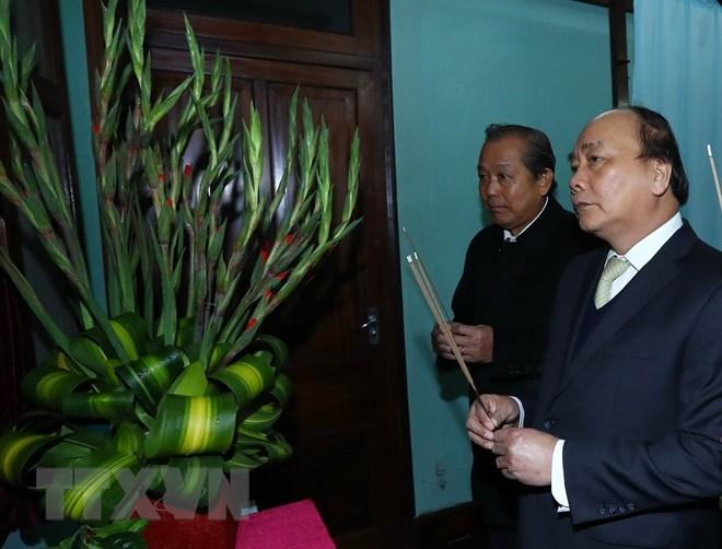 Commémoration de l'anniversaire du décès du Président Ho Chi Minh