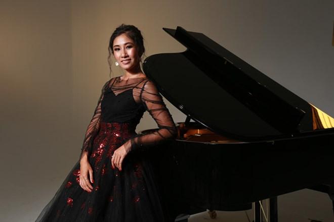 Une pianiste australienne d'origine vietnamienne au concert d'amitié Vietnam-Australie