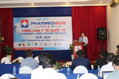Bientôt la plus grande foire-expo internationale de médecine au Vietnam