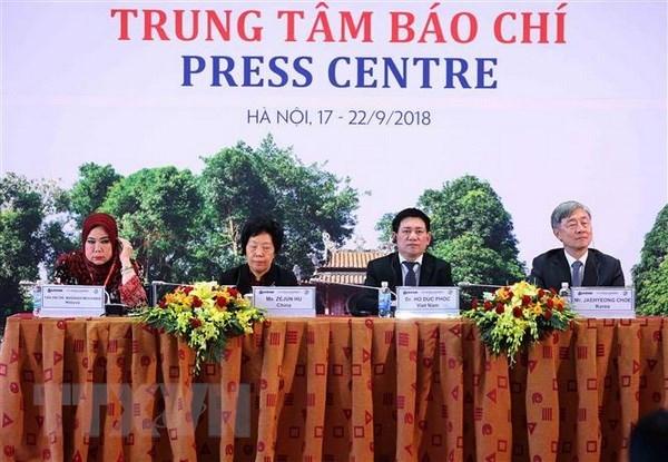 ASOSAI 14: l'Audit d'État du Vietnam contribue activement au développement de l'ASOSAI