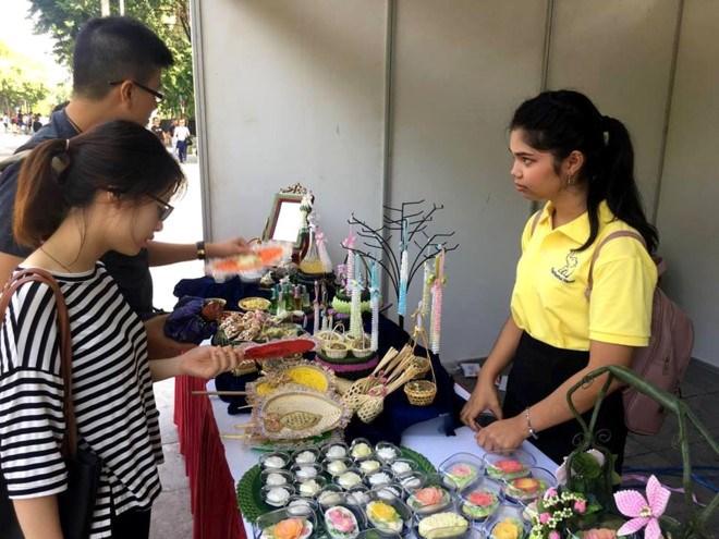 Le Festival thaïlandais 2018 ouvre ses portes à Hanoi