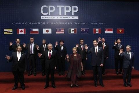 Le Japon et le Vietnam appellent les Etats-Unis à rejoindre le CPTPP