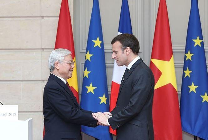 Vietnam-France: coopération active dans divers secteurs