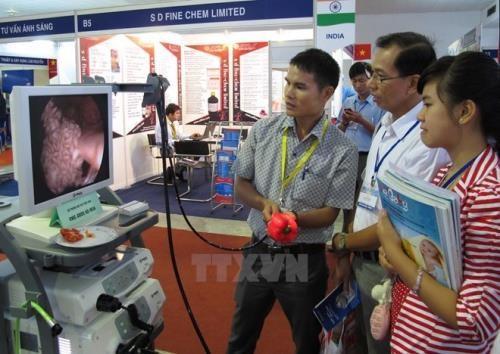 Le salon Vietnam Medi Pharm Expo 2018 prévu à Hanoï en décembre