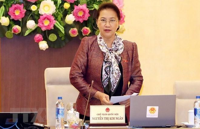 Clôture de la 28ème session du Comité permanent de l'AN