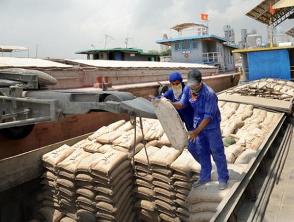 Croissance remarquable des exportations nationales de ciment en 9 mois