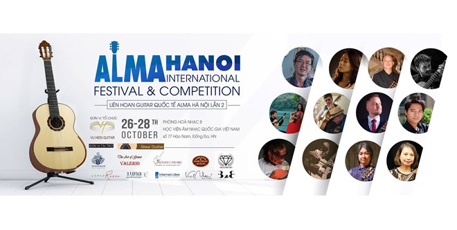 Festival international Alma Hanoi 2018