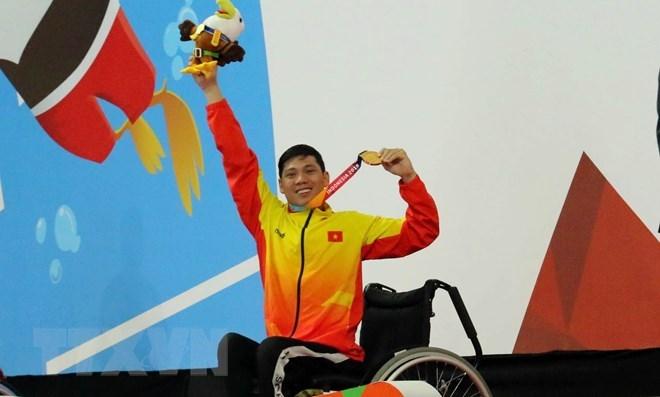 Asian Para Games 2018 : grande performance de la délégation vietnamienne