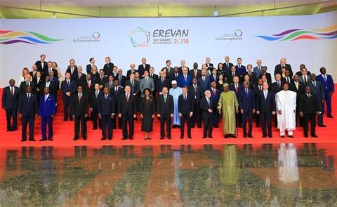 Le XVIIe Sommet de la Francophonie s