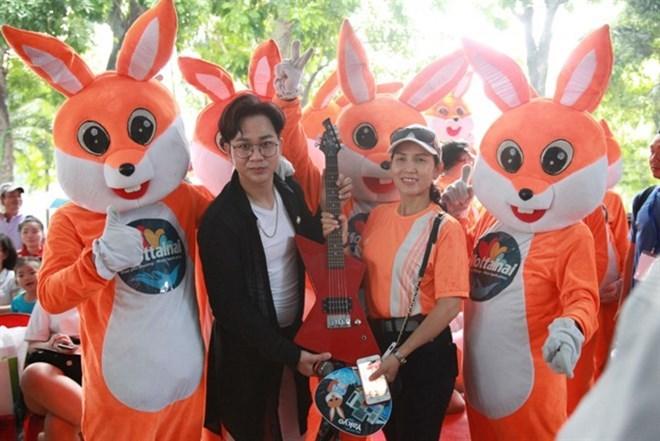 Le festival Mottainai en l'honneur des 45 ans des relations Vietnam – Japon