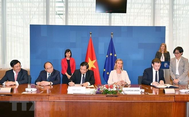 Sylviculture: Vietnam et Union européenne signent le VPA/FLEGT