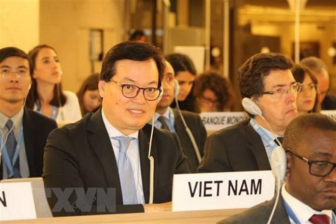 Francophonie: le Vietnam participe activement aux efforts pour la paix et le développement