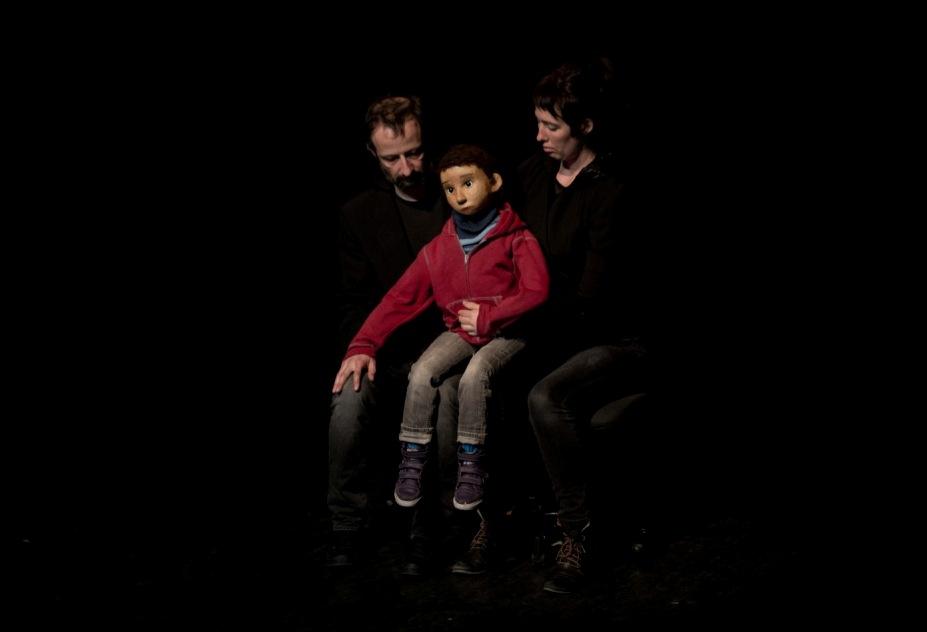 Un spectacle sur la fragilité de l'Homme au 5e Festival international des marionnettes à Hanoi