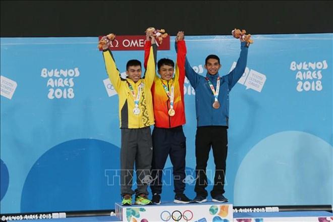 Jeux olympiques de la jeunesse d
