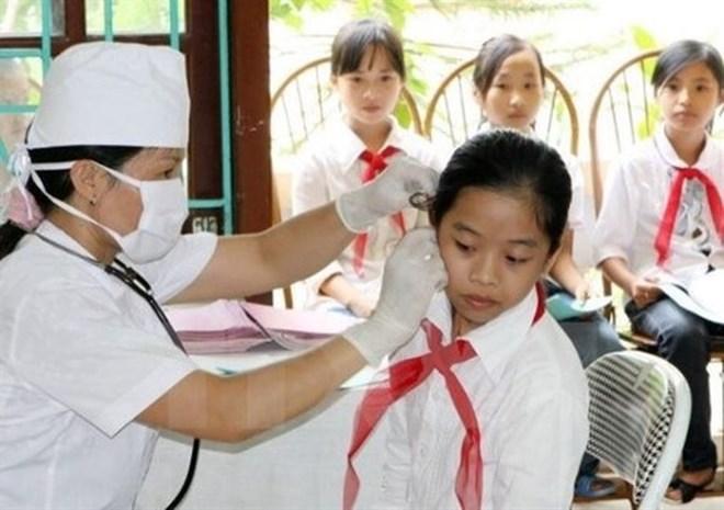 Assurance maladie: HCM-V vise un taux de couverture de 98% pour les élèves