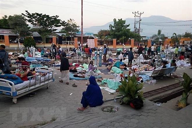 Mobiliser de l'aide pour régler les conséquences du séisme et du tsunami en Indonésie