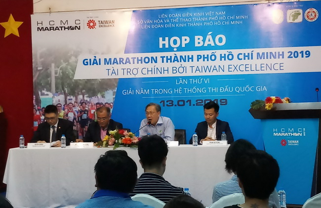 Bientôt le marathon de Hô Chi Minh-Ville 2019
