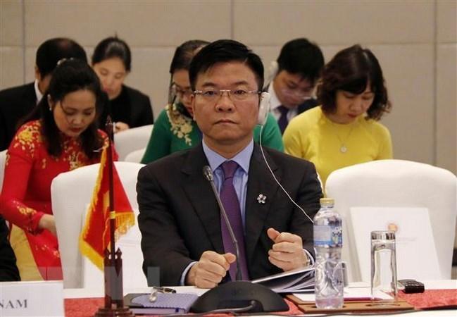 Le Vietnam à la 10e Conférence des ministres de la Justice de l'ASEAN