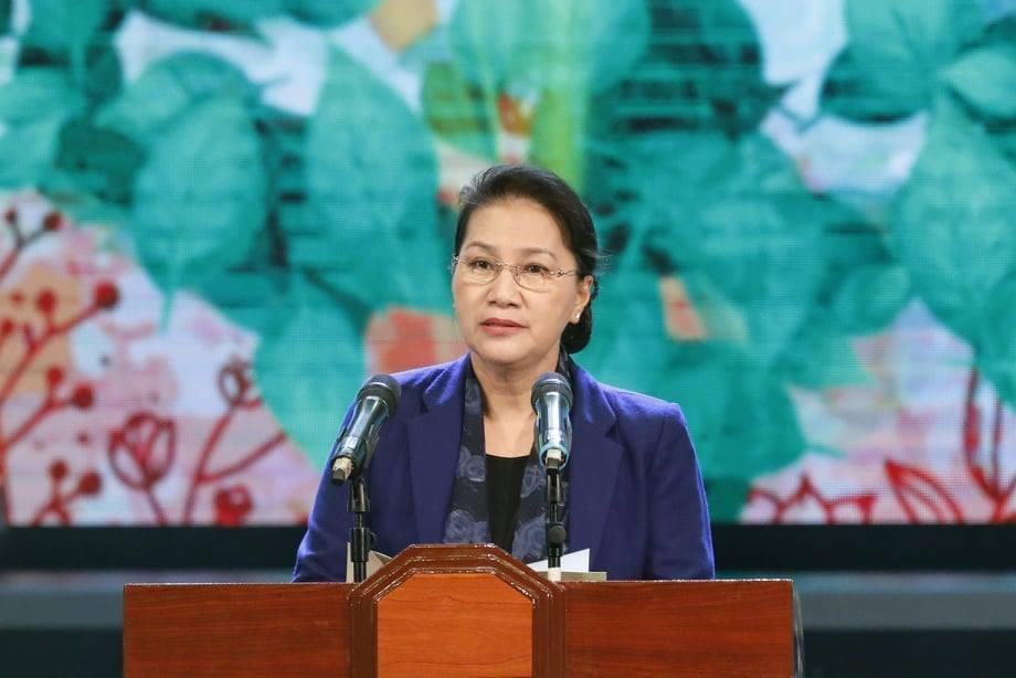 """Programme """"Tout le pays se mobilise pour les pauvres"""" 2018: plus de 857 milliards de dongs récoltés"""