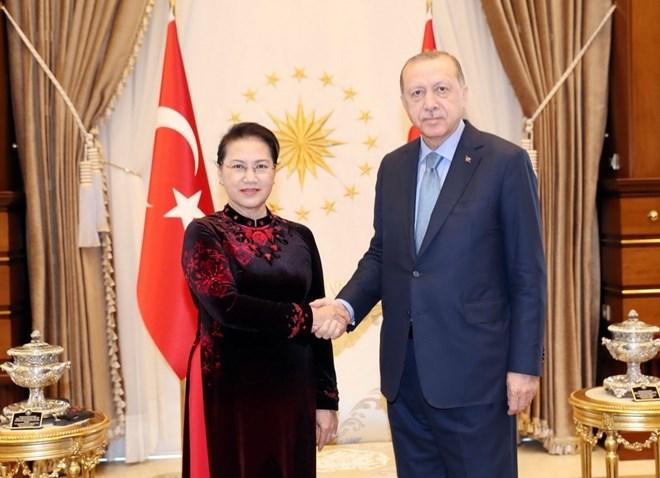 Le Vietnam tient en haute estime les relations avec la Turquie