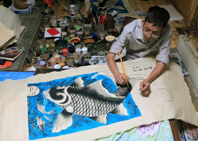 Présentation des élites culturelles des villages artisanaux à Hanoï