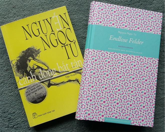 Une écrivaine vietnamienne reçoit un prix littéraire en Allemagne