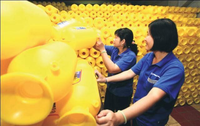 Bond des exportations vietnamiennes à Hong Kong (Chine)