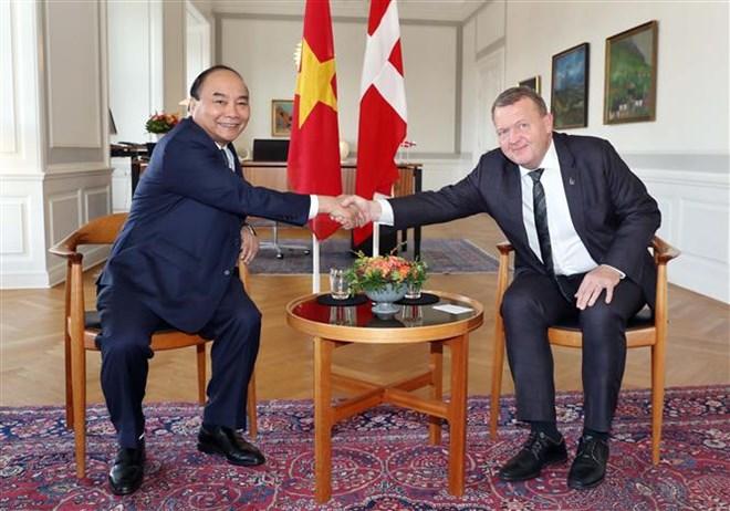 Le Vietnam chérit sa coopération intégrale avec le Danemark