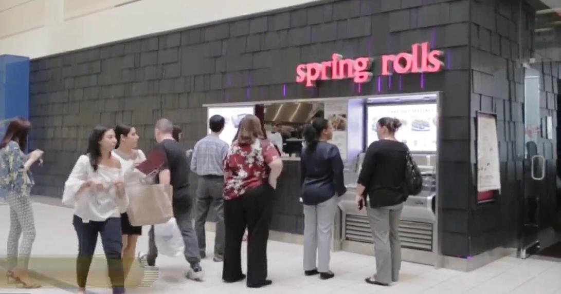 Le Spring Rolls parmi les 15 meilleurs restaurants à Toronto