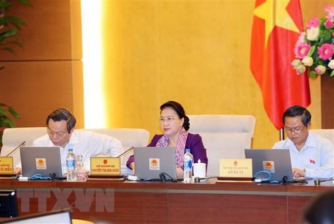La 28e réunion du Comité permanent de l'AN débutera le 15 octobre