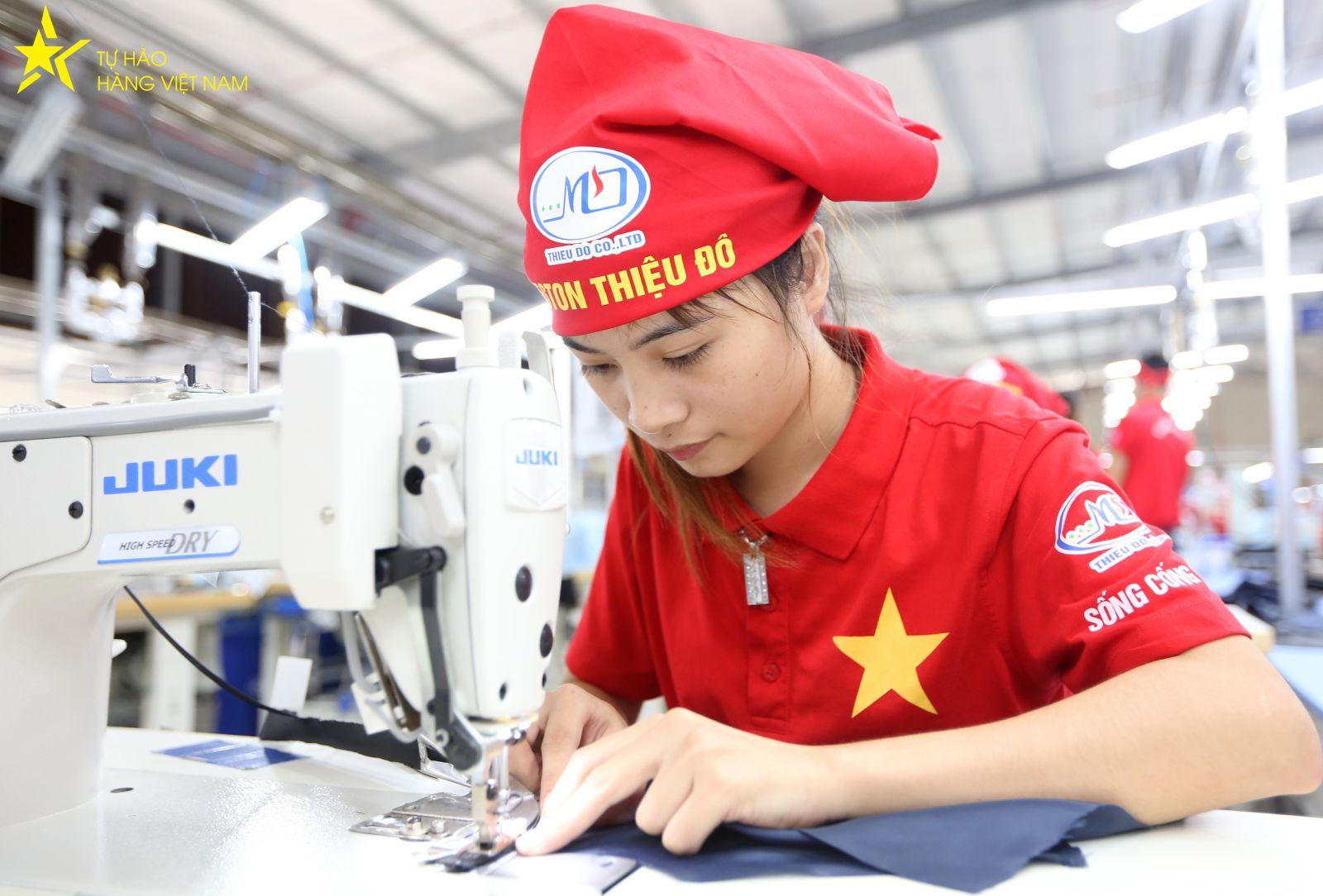 Belles perspectives pour les industries textile et la chaussure