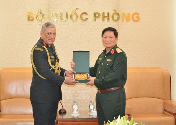 Vietnam - Inde: renforcement de la coopération dans la défense