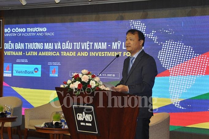 Le Vietnam vise 18 milliards de dollars d'exportations en Amérique latine d'ici 2021