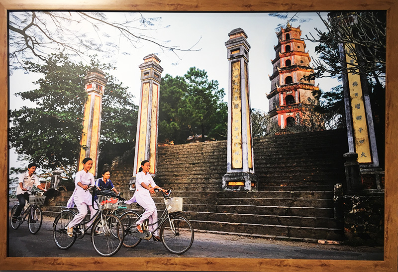 Les pagodes vietnamiennes à travers l